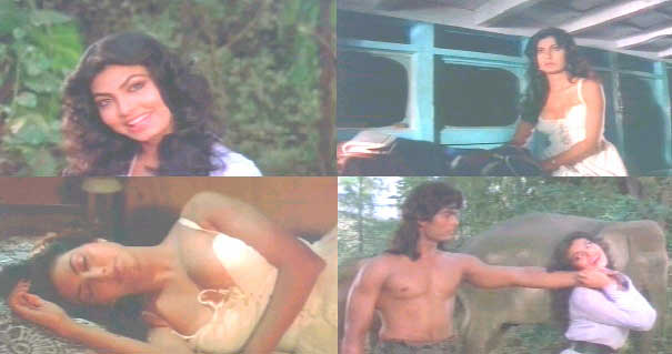 Tarzan hindi movie hotest parts - 5 3