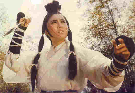 Polly Shang Kwan in Chinese Vengeance
