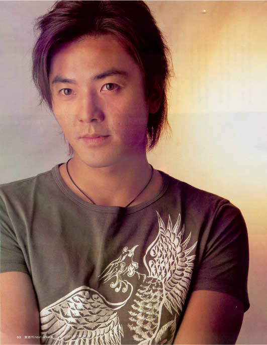 Ekin Cheng - Wallpaper Colection