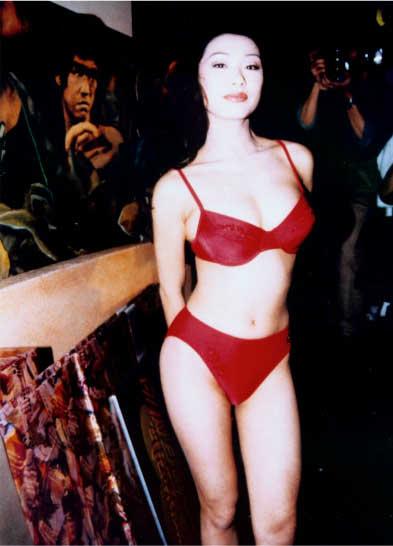 Angie Cheung Nude Photos 96