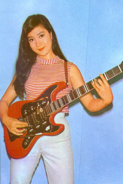 Connie Chan Po Chu 陳寶珠 - 梁寶珠 - 娘惹之戀 揷曲 = The Romance Of Nonya