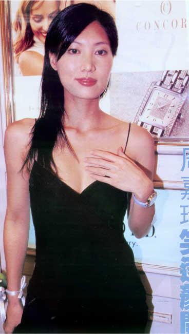 Valerie Chow Hot