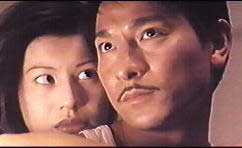 Andy Lau with mistress and geeky moustache